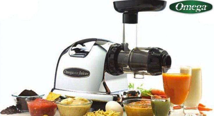Omega J8006 Juicer Machine